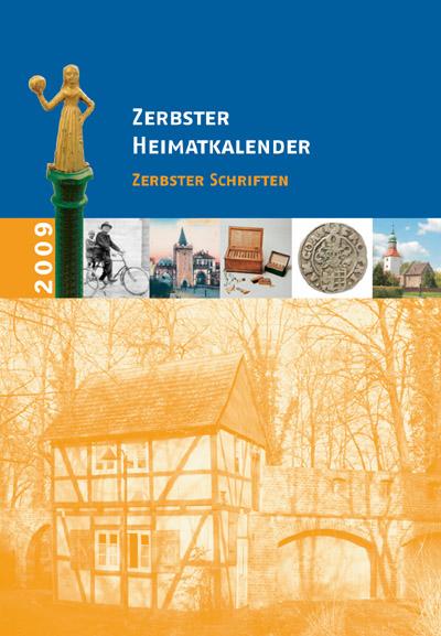 Zerbster Heimatkalender 2005 - 2018